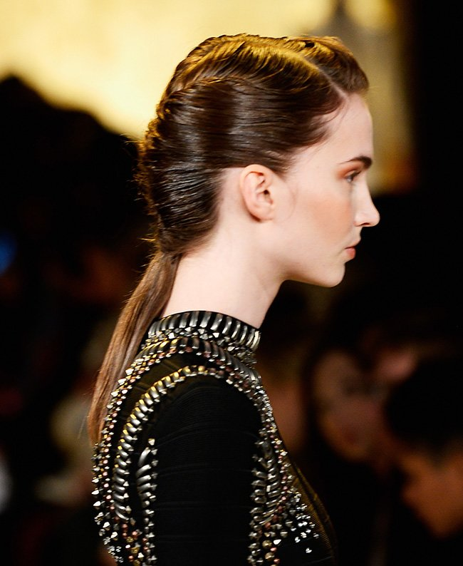 Herve Leger By Max Azria - Runway - Mercedes-Benz Fashion Week Fall 2015