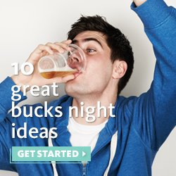 10 Great Bucks Night Ideas