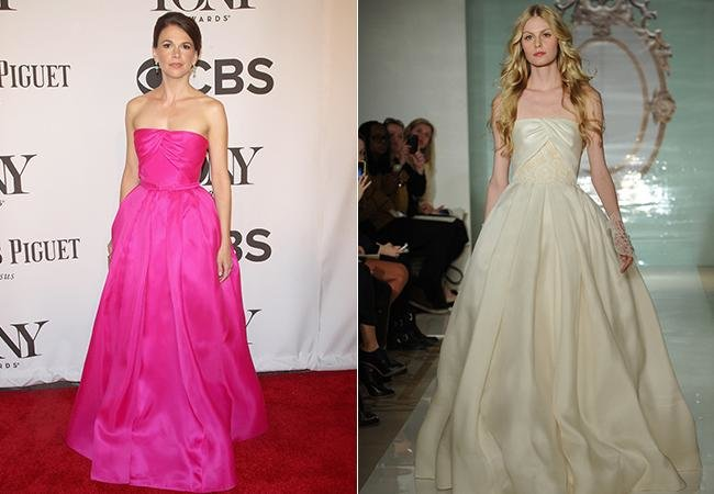 Tony Awards Gowns That Could Double as Wedding Dresses - Blogs ...
