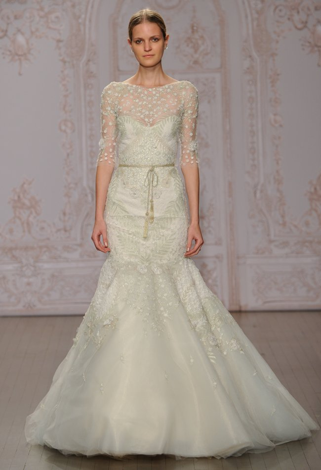 7monique-lhuillier-mint-trumpet-wedding-dress-07