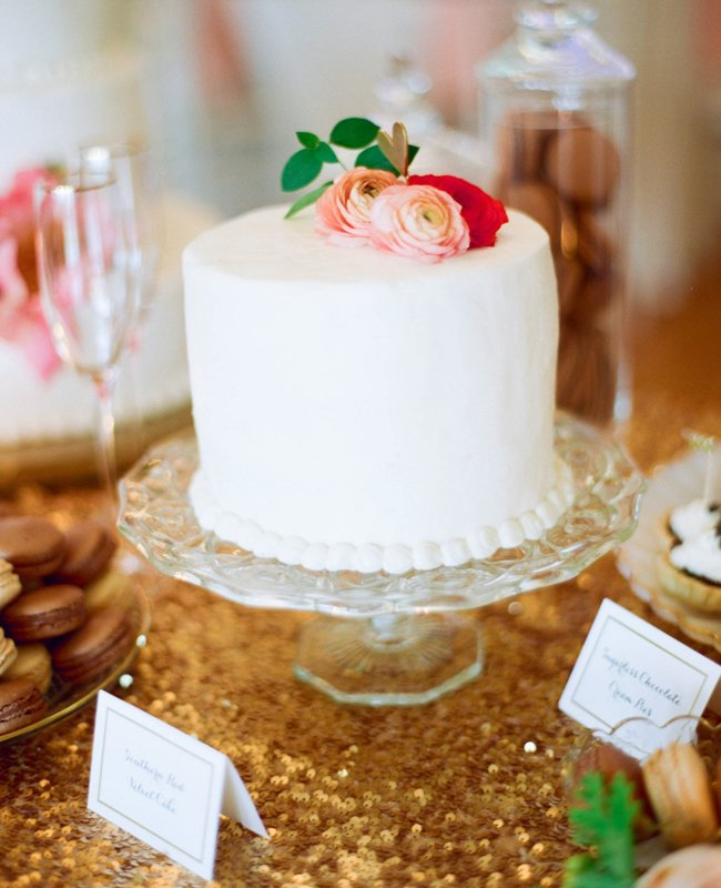 1single-layer-wedding-cake-rose