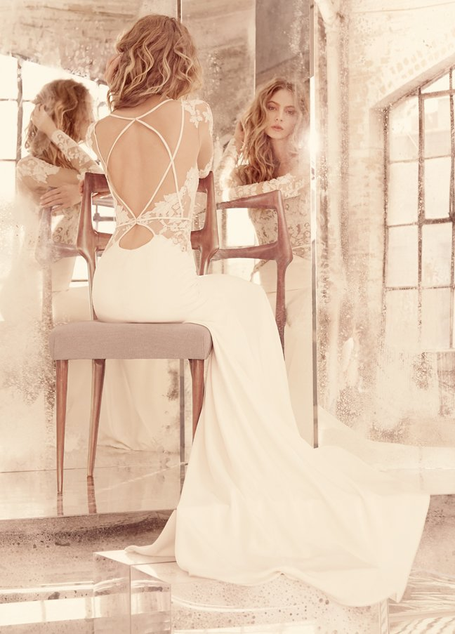 hayley-paige-bridal-long-sleeve-lace-a-line-illusion-bateau-v-keyhole-piping-sheer-lace-slim-silk-crepe-6559_zm
