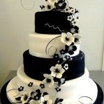Traditional Black and White
